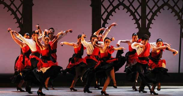 Ballet-Flamenco