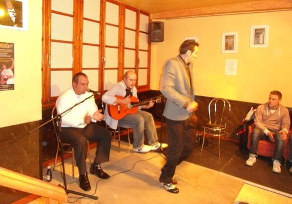 Actuación flamenco