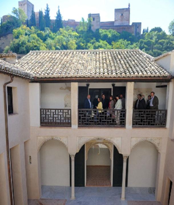 Casa-Zafra-Granada