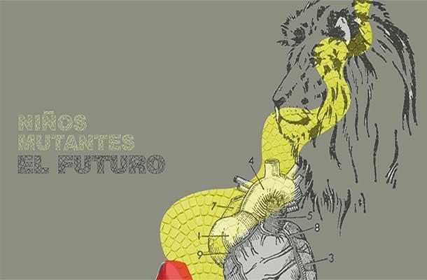 ninos-mutantes-disco
